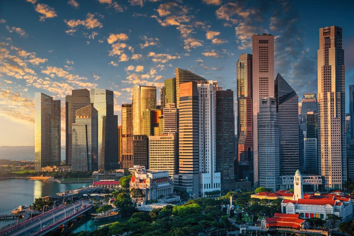 Singapore: la DBS Bank prevede una crescita delle crypto del 30%