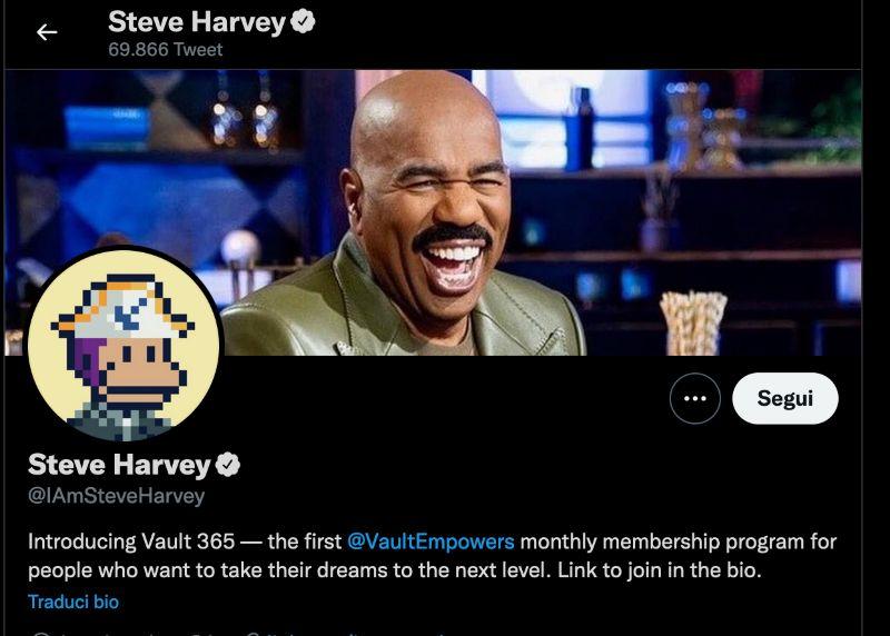 Steve Harvey kỷ niệm NFT của Solana - BitcoinEthereumNews.com