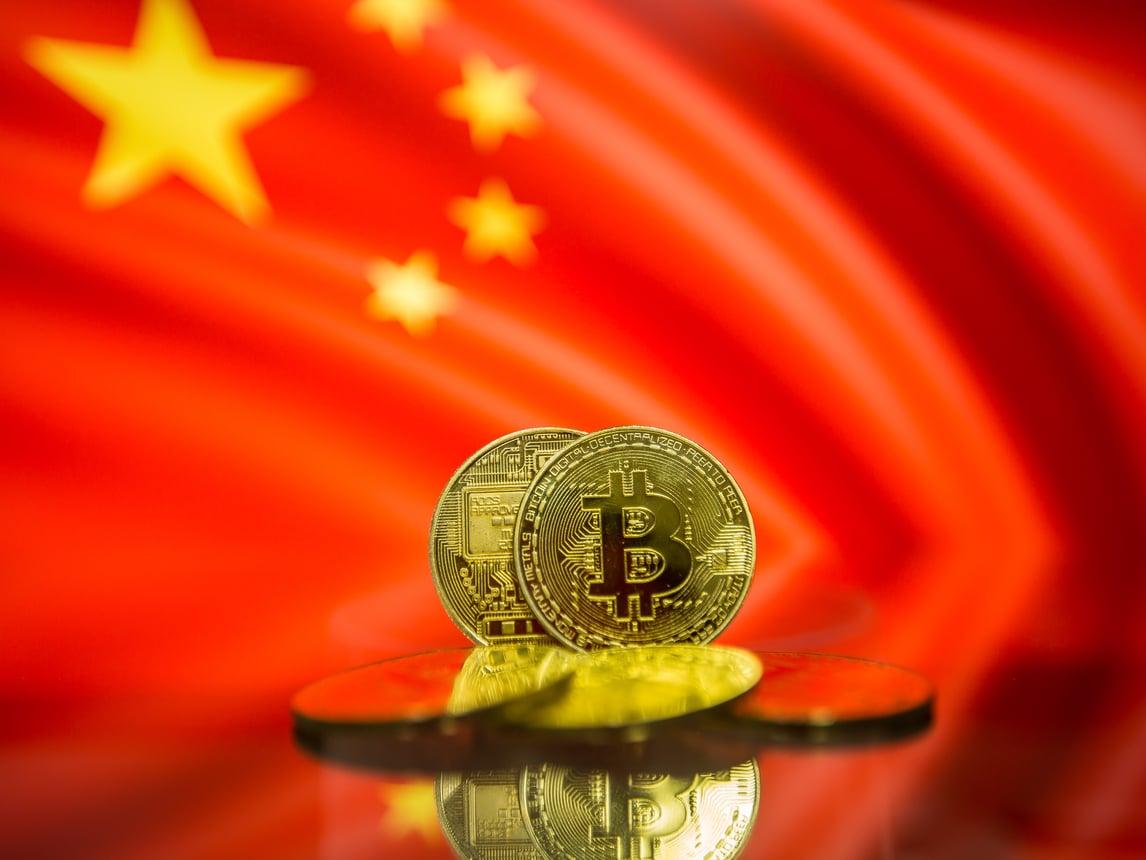 La Cina manda in rosso i mercati crypto
