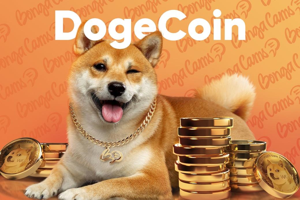 Il sito di webcam BongaCams è il prossimo ad accettare Dogecoin