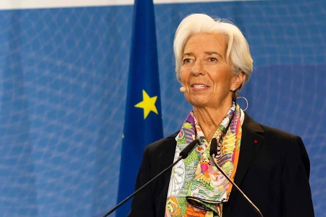 Lagarde (BCE): le crypto non sono valute