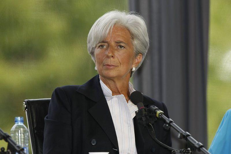 Lagarde Euro Digitale