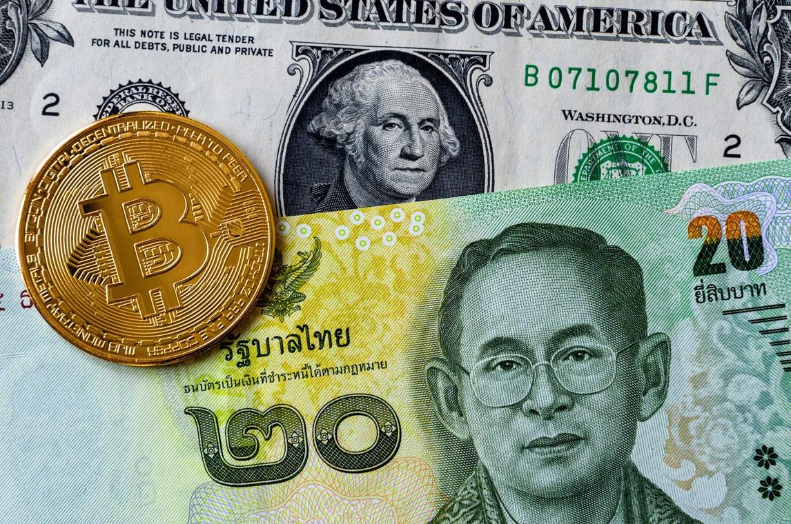 La Thailandia promuove il criptoturismo con il TAT Coin
