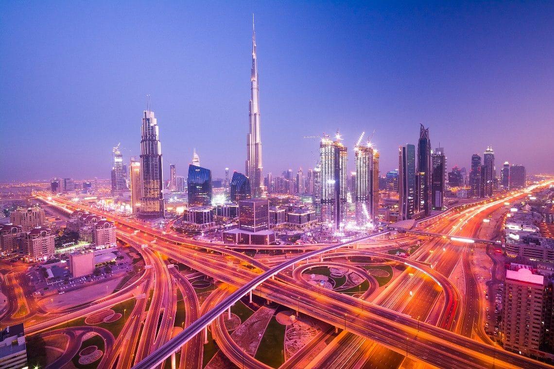 Dubai, il World Trade Center apre al trading crypto
