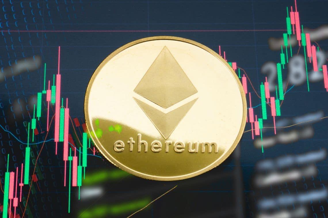 Ethereum e Chainlink mettono a segno guadagni a due cifre