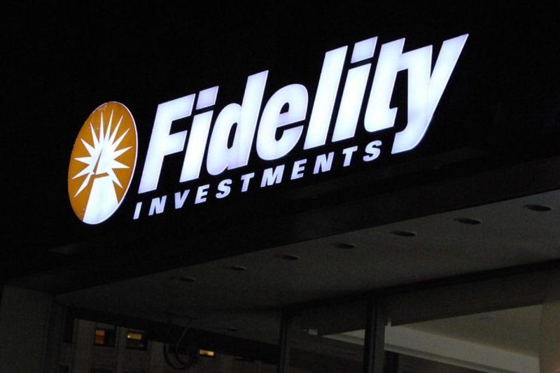 Fidelity se reunió con la SEC
