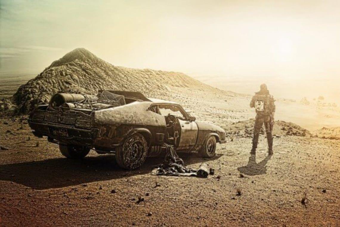 Mad Max, le auto del film all'asta in Bitcoin