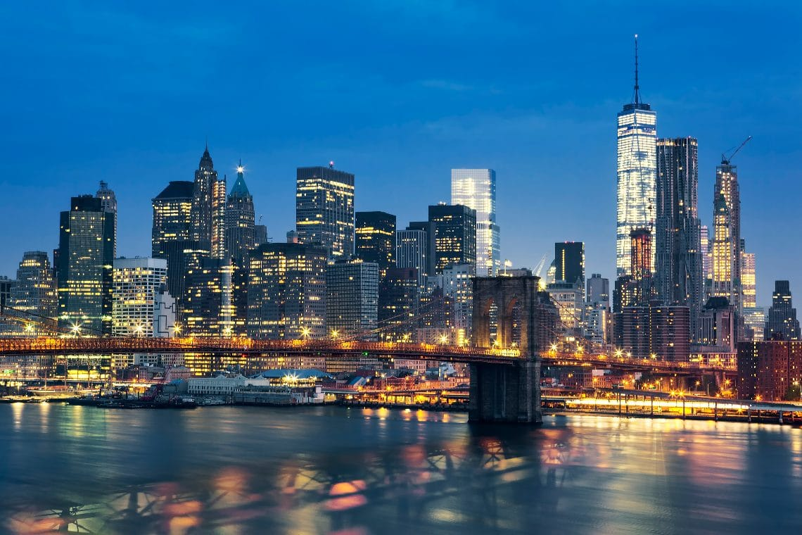 New York, la sfida tra sindaci si gioca sulle criptovalute