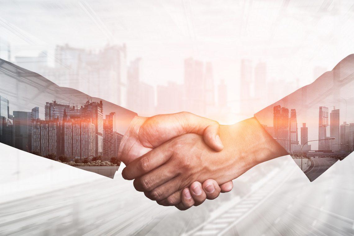 Grayscale partnership