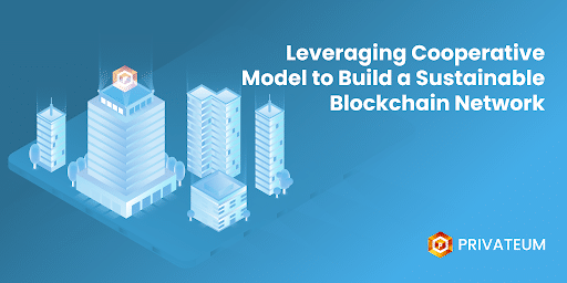 Sfruttare il modello cooperativo per costruire una rete blockchain sostenibile
