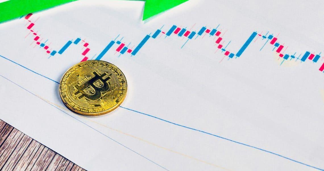 Bitcoin ai massimi da cinque mesi