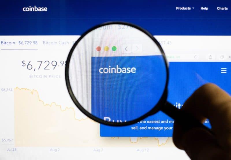 Coinbase phishing attack