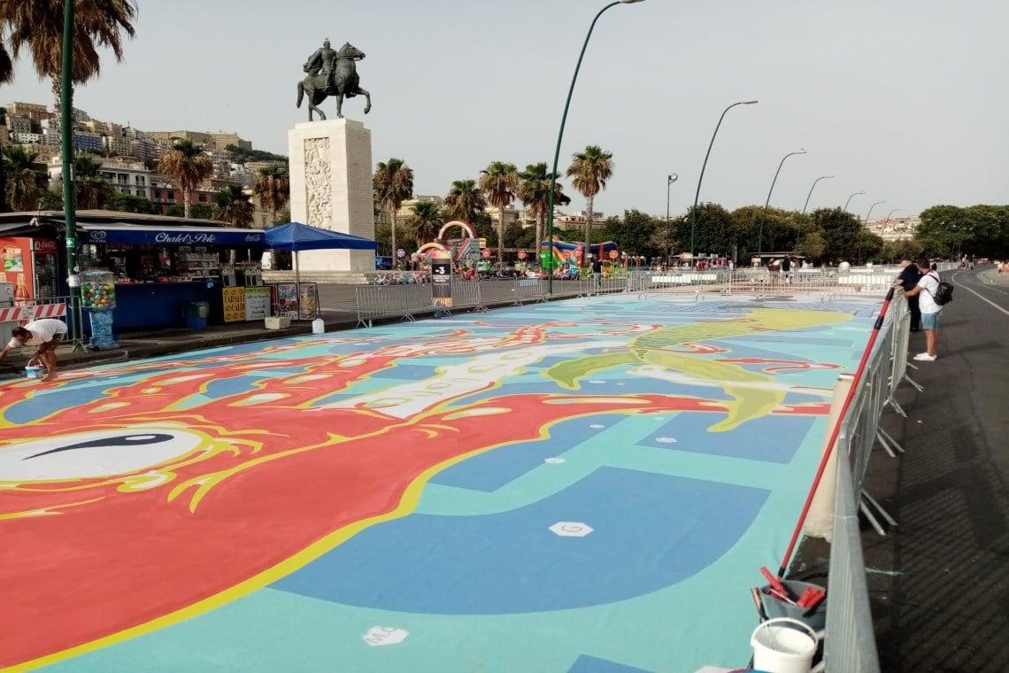 ART&more by gloTM: la prima opera di street art che diventa un NFT