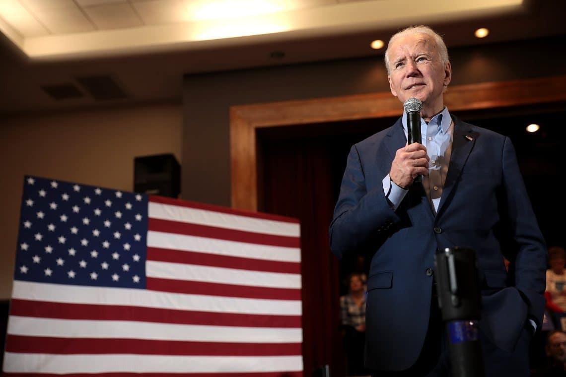 """Joe Biden: """"Contrasteremo l'uso illecito delle criptovalute"""""""