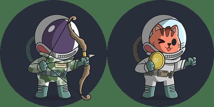Cardano SpaceBudz NFT