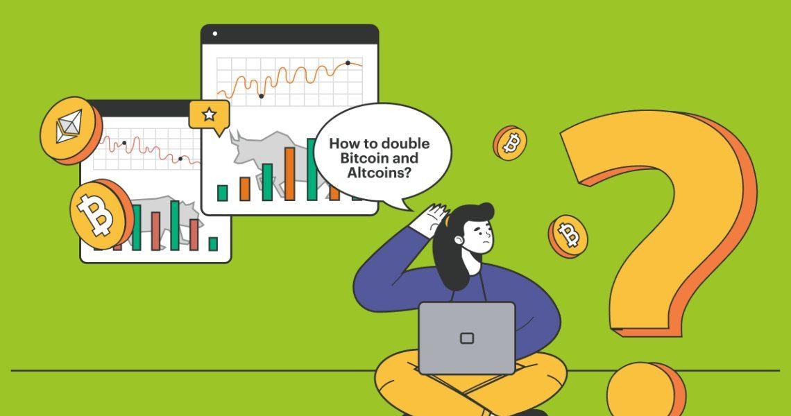 RBIS: raddoppiare i propri Bitcoin in un trend toro o orso con Arbismart