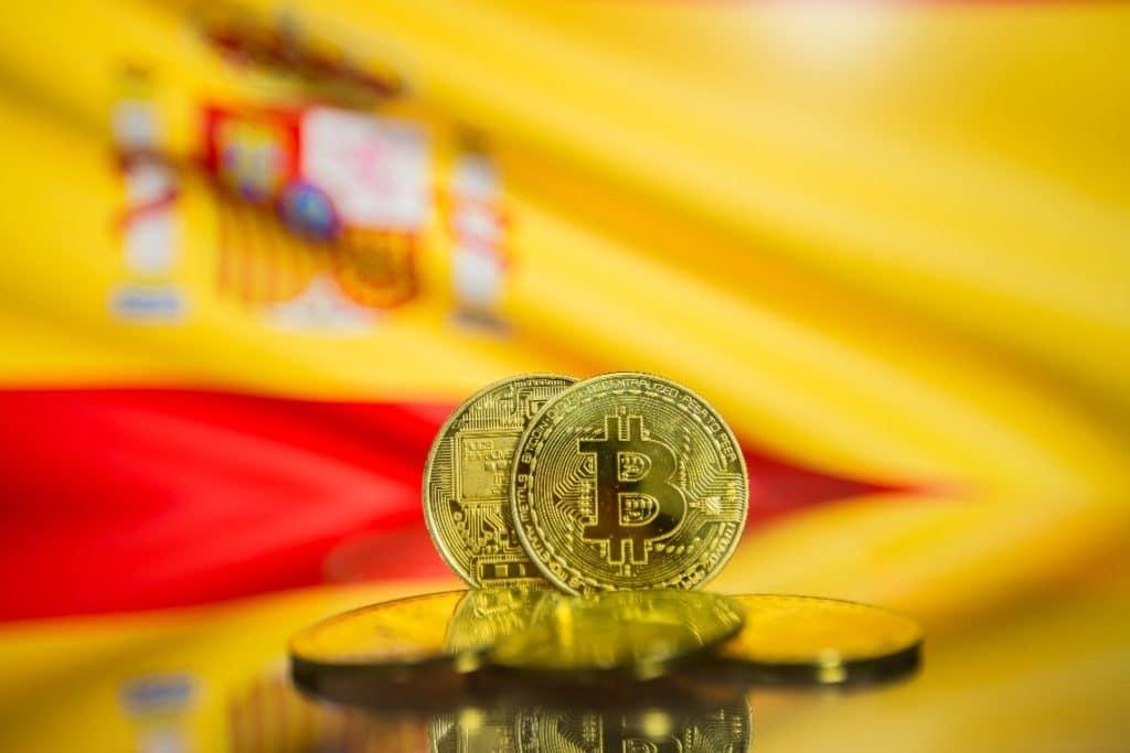 La Banca di Spagna apre registro per operatori di asset digitali