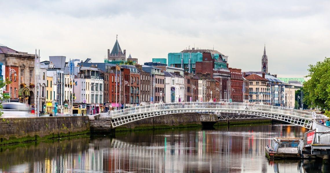 Binance sceglie l'Irlanda: tre aziende a Dublino