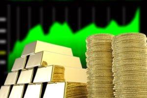 Sale il prezzo dell'oro: aumento dei tassi in vista in USA?
