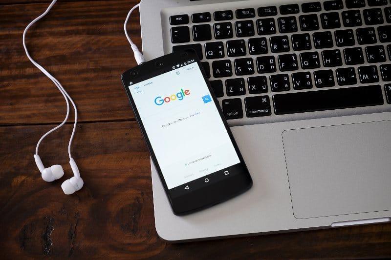 Google Pay bank accounts