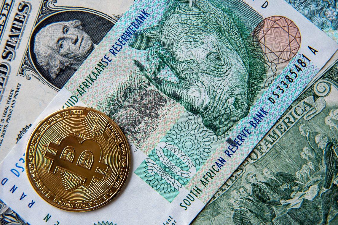 Sud Africa truffe crypto