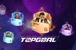 TopGoal porta le leggende del calcio su Binance NFT