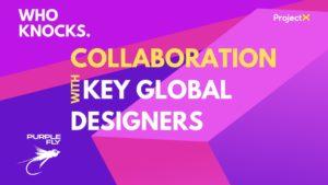 Who Knocks e Purple Fly annunciano il primo NFT Pool di designer del mondo della moda